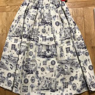 franche lippee - フランシュリッペ  リッペマンション 丈長スカート