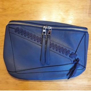 ロエベ(LOEWE)の格安 Loewe ロエベ パズル バッグ ウエストバッグ ブルー 付属品なし(ハンドバッグ)