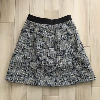 ジャスグリッティー(JUSGLITTY)の①JUSGLITTY サイズ0 スカート(ミニスカート)