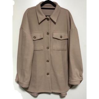 しまむら - しまむら シャツジャケット CPOジャケット