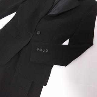 エムプルミエ(M-premier)のM-PREMIER 定番パンツスーツ 黒 大人気(スーツ)