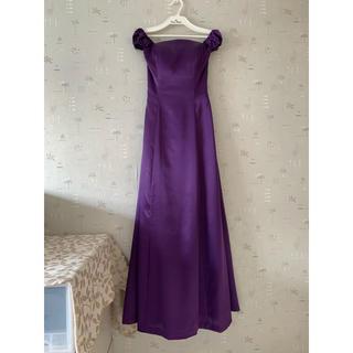 AIMER - ドレスブラック   dressblack ロング ドレス