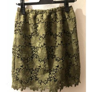 フリーズマート(FREE'S MART)の♡フリーズマート♡レーススカート(ひざ丈スカート)