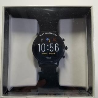フォッシル(FOSSIL)のFOSSIL FTW4026 フォッシル スマートウォッチ ジェネレーション5(腕時計(デジタル))
