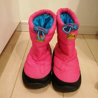 ジーティーホーキンス(G.T. HAWKINS)のGTホーキンス スノーブーツ 20センチ  女の子(ブーツ)