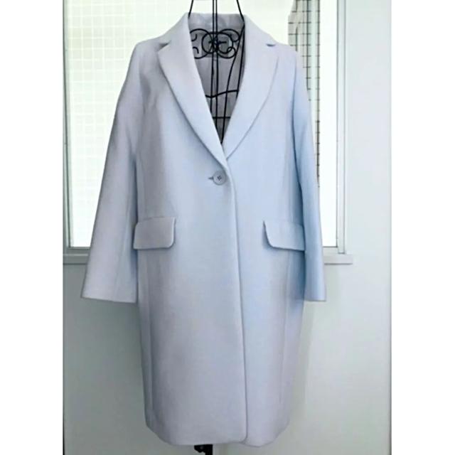 Rirandture(リランドチュール)の新品タグ付き♡Rirandtureチェスターコート♡ レディースのジャケット/アウター(チェスターコート)の商品写真