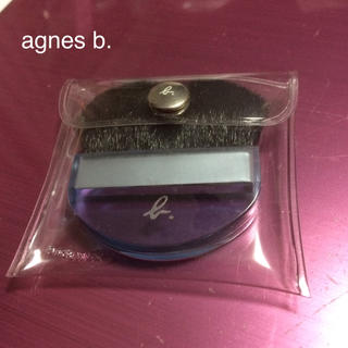 アニエスベー(agnes b.)のagnes b.  化粧ブラシ(その他)