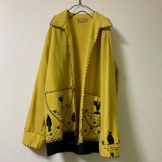 アメリヴィンテージ(Ameri VINTAGE)の入手困難!1940s〜1950s jacket wool 100%(その他)