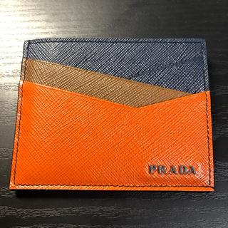 PRADA - PRADA パスケース(カードケース) ※正規品