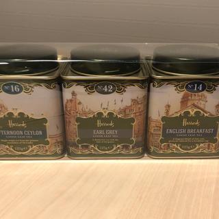 Harrods - ハロッズ紅茶