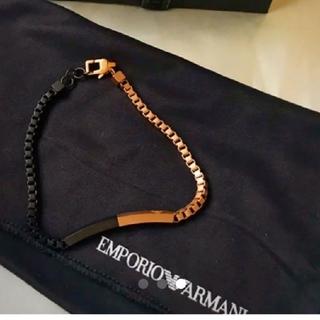 Emporio Armani - エンポリオアルマーニ ブレスレット
