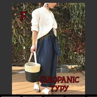 チャオパニックティピー(CIAOPANIC TYPY)のGEᖇIᖇᗩ's shop☆*° ciaopanic typy サイズF(カジュアルパンツ)
