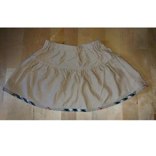 バーバリー(BURBERRY)のBURBERRY バーバリー スカート 80cm(スカート)