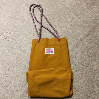 ルートート(ROOTOTE)のルートート 巾着バッグ 最終値下げ❣️(ハンドバッグ)