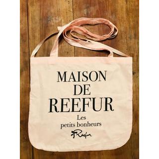 メゾンドリーファー(Maison de Reefur)のMAISON DE REEFUR エコバッグ(エコバッグ)