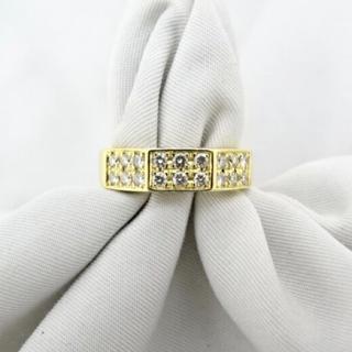 セリーヌ(celine)のセリーヌ CELINE K18ダイヤリング(リング(指輪))