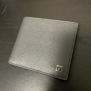 フルラ(Furla)のFURLA 二つ折り財布 グレー 新品未使用(折り財布)