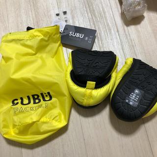 SUBU 靴(サンダル)