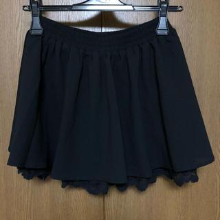 セシルマクビー(CECIL McBEE)のCECIL McBEE  キュロットスカート  Mサイズ(キュロット)