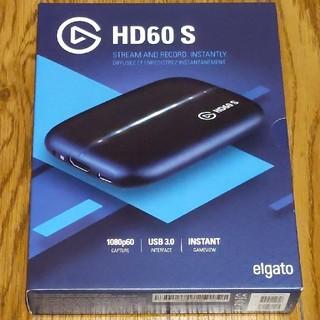 ニンテンドースイッチ(Nintendo Switch)のElgato Game Capture HD60 S(PC周辺機器)