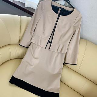 トッカ(TOCCA)のtocca トッカ ワンピース スーツ フォーマル ドレス(スーツ)