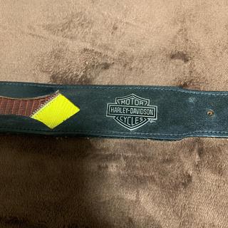 ハーレーダビッドソン(Harley Davidson)の美品 ハーレーダビッドソン ベルト 90センチ(ベルト)