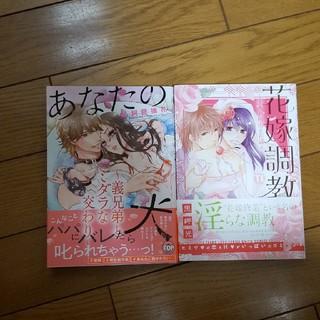 ⭐ちゃんぶぅ様専用⭐あなたの犬 〜義兄弟とミダラな交わり〜」阿部摘花 他1冊(女性漫画)