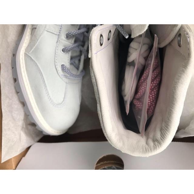 Onitsuka Tiger(オニツカタイガー)のオニツカタイガー 山下智久 山P リンカンブーツ ホワイト 26.5 メンズの靴/シューズ(スニーカー)の商品写真