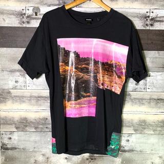 ディーゼル(DIESEL)の【DIESEL】ディーゼル (S) Tシャツ(Tシャツ/カットソー(半袖/袖なし))