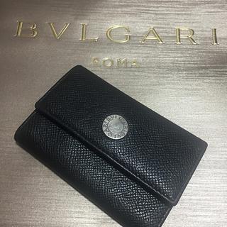 ブルガリ(BVLGARI)の【美品】ブルガリ キーケース(キーケース)