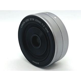 キヤノン(Canon)の★大人気!★明るい単焦点レンズ!★Canon EF-M 22mm F2 STM(レンズ(単焦点))