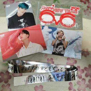 シャイニー(SHINee)のテミン 1001101 特典 銀テープ(K-POP/アジア)