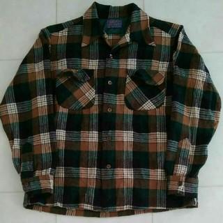 ペンドルトン(PENDLETON)の70s ビンテージ Pendleton ウールシャツ(シャツ)