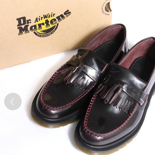 Dr.Martens(ドクターマーチン)のドクターマーチン タッセルローファー UK6 25cm レディースの靴/シューズ(ローファー/革靴)の商品写真
