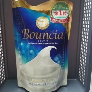 ギュウニュウセッケン(牛乳石鹸)のバウンシアボディソープ詰め替え用430ml(ボディソープ/石鹸)