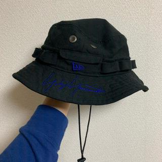 ニューエラー(NEW ERA)のNEW ERA ニューエラ Yohji Yamamoto ヨウジヤマモト 帽子(ハット)