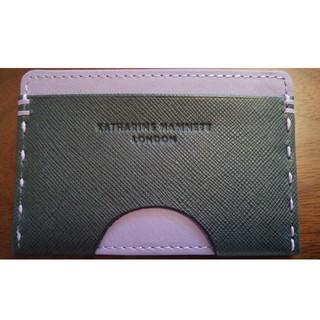 KATHARINE HAMNETT - KATHARINE HAMNETT パスケース