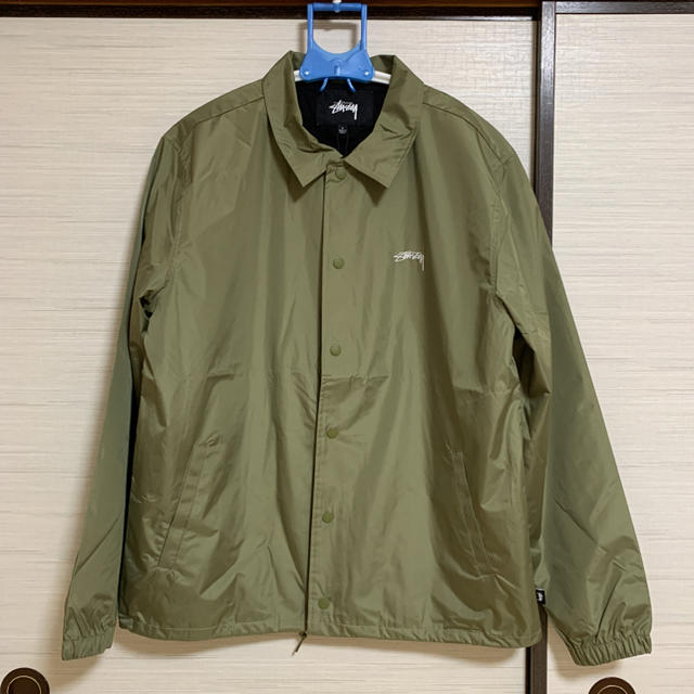 STUSSY(ステューシー)のSTUSSY・ナイロンジャケット・新品 メンズのジャケット/アウター(ナイロンジャケット)の商品写真