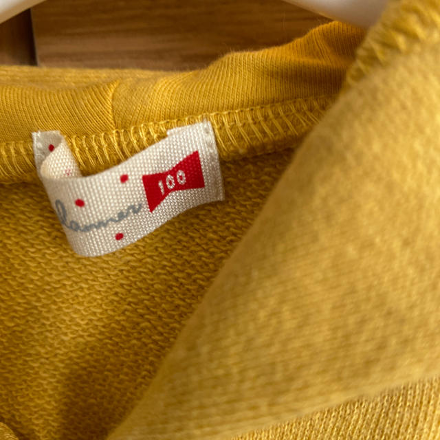 KP(ニットプランナー)のKPニットプランナーミミちゃんパーカー キッズ/ベビー/マタニティのキッズ服女の子用(90cm~)(ジャケット/上着)の商品写真