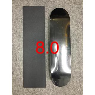 ベイカー(BAKER)の送料無料 高品質 USA ブランクデッキ スケートボード 8.0 デッキテープ(スケートボード)
