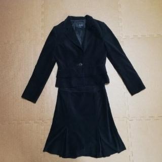 ヴァンドゥーオクトーブル(22 OCTOBRE)の22オクトーブル フォーマルスーツセット黒(スーツ)
