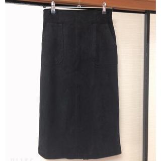カプリシューレマージュ(CAPRICIEUX LE'MAGE)の膝下丈 タイトスカート(ひざ丈スカート)