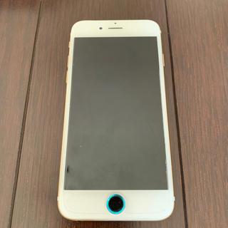 アイフォーン(iPhone)のiPhone 6 GOLD (スマートフォン本体)