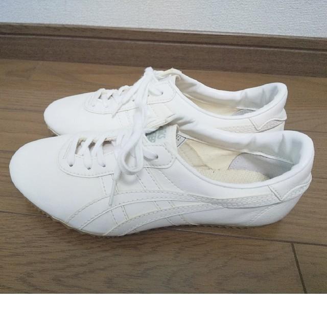 Onitsuka Tiger(オニツカタイガー)のアシックスタイガー本革シューズ メンズの靴/シューズ(スニーカー)の商品写真