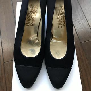 サルヴァトーレフェラガモ(Salvatore Ferragamo)のフェラガモの素敵な靴(ハイヒール/パンプス)