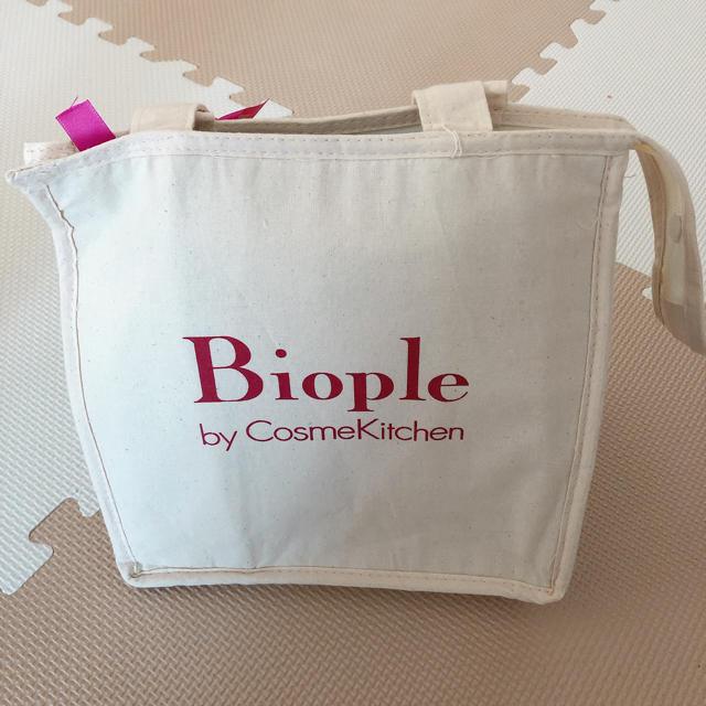 Cosme Kitchen(コスメキッチン)のコスメキッチン 保冷バッグ コスメ/美容のキット/セット(コフレ/メイクアップセット)の商品写真