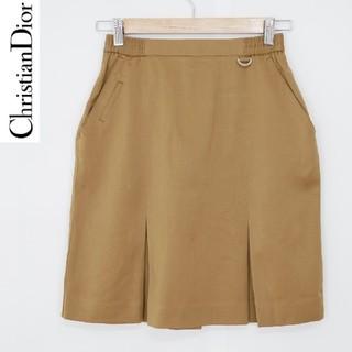 クリスチャンディオール(Christian Dior)のChristian Dior  ディオール Mサイズ スカート(ひざ丈スカート)