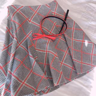 アニエスベー(agnes b.)のtobeagnesb スカート (ミニスカート)