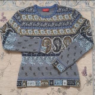 ケンゾー(KENZO)のKENZO エキゾチックなセーター(ニット/セーター)