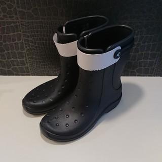 クロックス(crocs)のクロックス レインブーツ 長靴(長靴/レインシューズ)